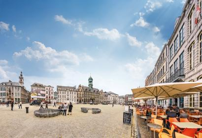 Mons autrement - Grand-Place